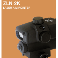 Laser aim pointer ZLN-2K