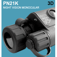 Night vision monocular PN21K